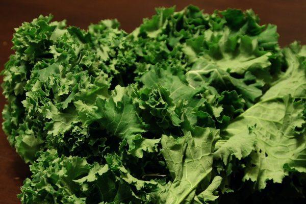 verduras apetecibles con CRISPR